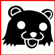 JDM DRIFT BEAR DECAL